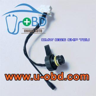 BMW EGS 6HP TCU Programming diagnose harness