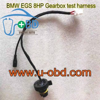 BMW EGS 8HP Gearbox test harness TCU platform cables