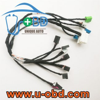 Mercedes Benz EZS ELV test platform key programming cable