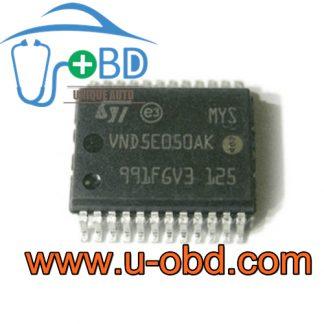 VND5E050AK VND5E050AK Turn signal driver chip for AUDI VOLKSWAGEN SEAT J519 BCM