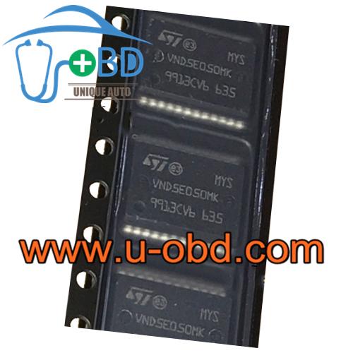 VND5E050MK Turn signal driver chip for AUDI VOLKSWAGEN SEAT J519 BCM – 2  PCS Per lot