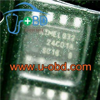 24C01 SOIC8 Widely used automotive EEPROM chips