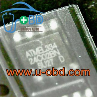 24C02 SOIC8 Widely used automotive EEPROM chips