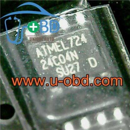 24C04 SOIC8 Widely used automotive EEPROM chips
