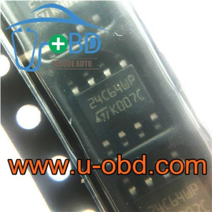 24C64 SOP8 Widely used automotive EEPROM chips
