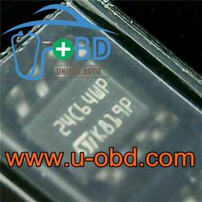 24C64 SOIC8 SOP8 Widely used automotive EEPROM chips
