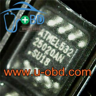 25020 SOIC8 SOP8 Widely used automotive EEPROM chips