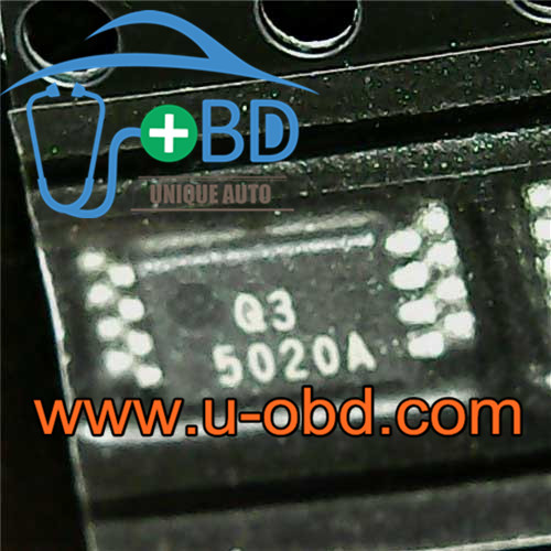25020 TSSOP8 Widely used automotive EEPROM chips