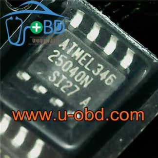 25040 SOIC8 SOP8 Widely used automotive EEPROM chips