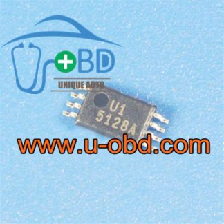 25128 TSSOP8 Widely used automotive EEPROM chips