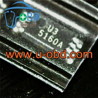 25160 TSSOP8 Widely used automotive EEPROM chips