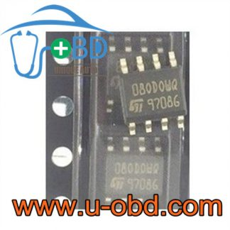35080 080DOWQ SOIC8 SOP8 BMW Widely used EEPROM chips