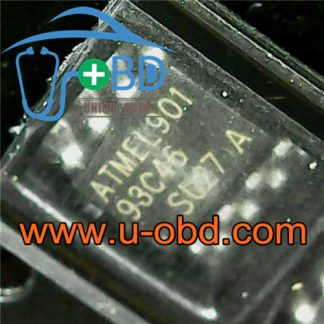 93C46 SOIC8 SOP8 Widely used automotive EEPROM chips