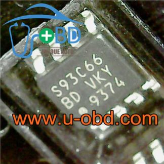 93C66 SOIC8 SOP8 Widely used automotive EEPROM chips