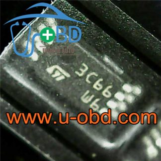 93C66 TSSOP8 Widely used automotive EEPROM chips