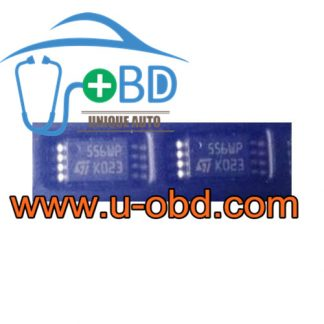 95256 TSSOP8 Widely used automotive EEPROM chips