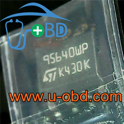 95640 SOIC8 SOP8 Widely used automotive EEPROM chips