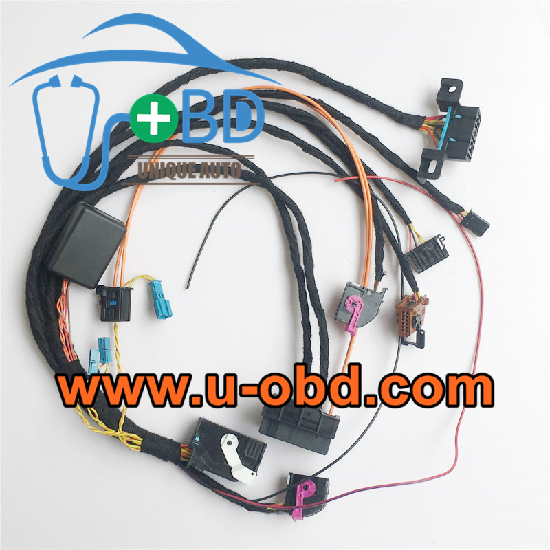 BMW Head unit CCC CIC EVO NBT test platform