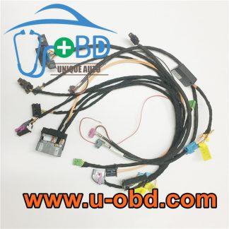 BMW Multimedia CCC CIC EVO NBT head unit test platform