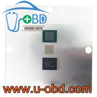 GL512N11FFA02 BMW AUDI amplifier BGA chip reballing Stencil