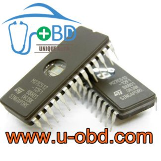M27C512-12F1 Automotive widely used flash chips