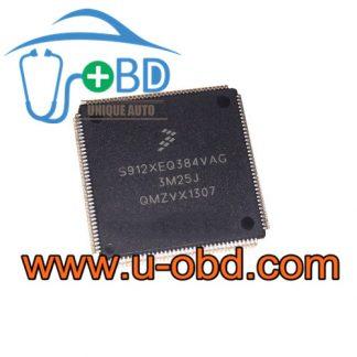 MC9S12XEQ384VAG 3M25J Widely used automotive MCU chips
