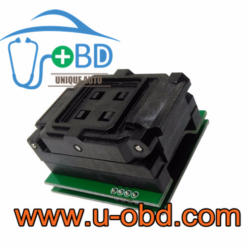 BMW BGA24 adapter BGA24 TO DIP8 sockets 8x6mm 25PX32 Flash sockets