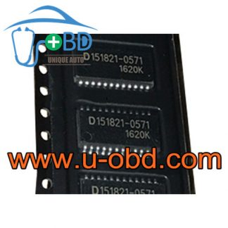 D151821-0571 Widely used auto ECU rotation speed control chip