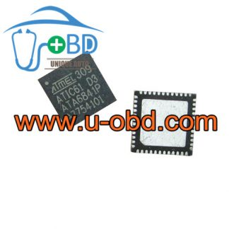 ATIC61D3 ATA6841P BMW N52 Engine DME Vulnerable driver chips