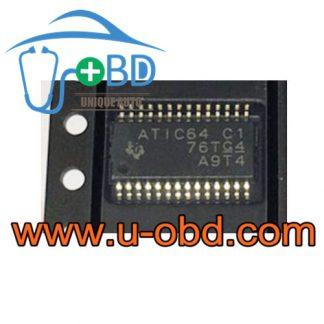 ATIC64 C1 HYUNDAI KIA smart box Vulnerable chips