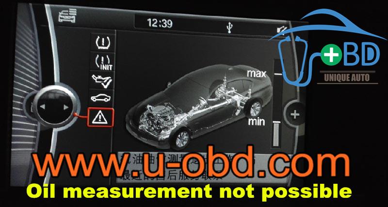 BMW 5 series MSV90 BSD failure