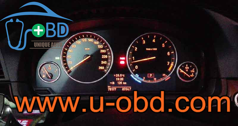BMW BSD failure oil measurement failure repair solution