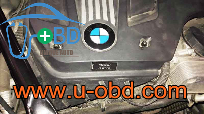 BMW F18 MSV90 DME BSD failure oil measurement failure repair tutorials