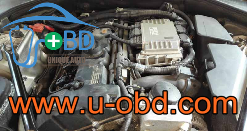BMW F18 N52 MSV90 DME BSD failure oil measurement failure