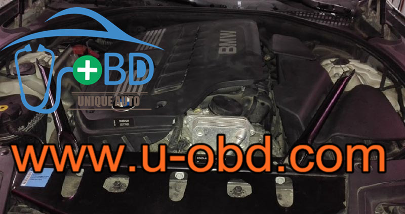 BMW N52 Engine BSD Failure repair