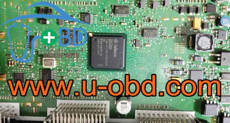 BMW N52 Engine DME MSV90 BSD failure repair solution