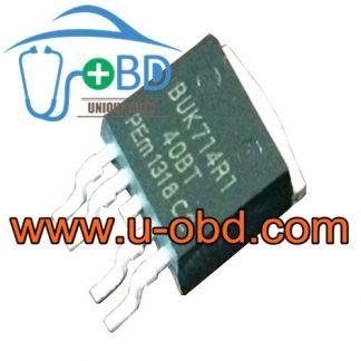 BUK714R1 BMW N52 N20 widely used Vulnerable transistors