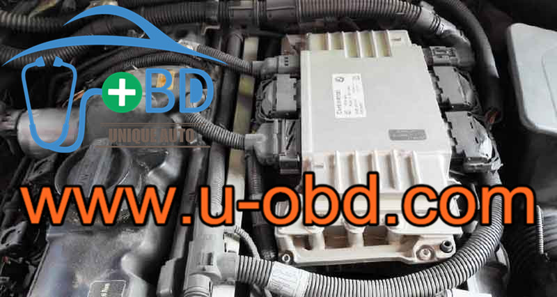 How to repair BMW BSD Failure