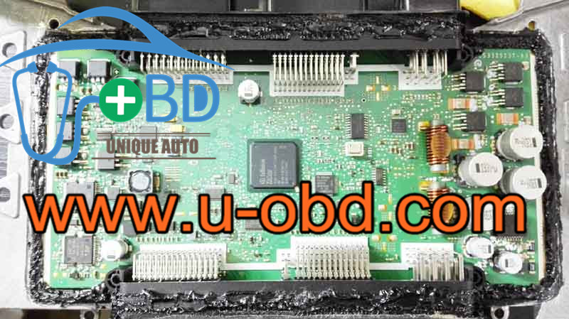 How to repair BMW MSV90 BSD failure