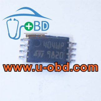 24C04 TSSOP8 automotive eeprom chips