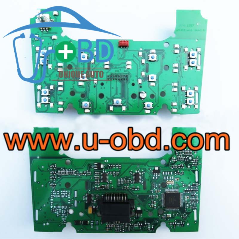 AUDI A8 MMI Multimedia control panel Audio Navigation keystroke panel 03-06
