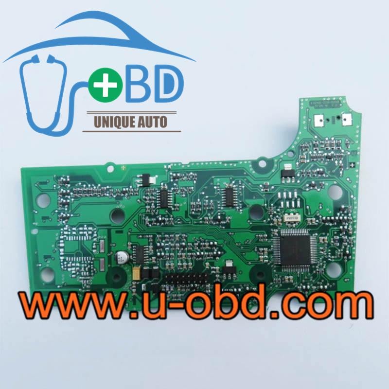 AUDI A8 MMI Multimedia control panel Audio Navigation keystroke panel 06-09