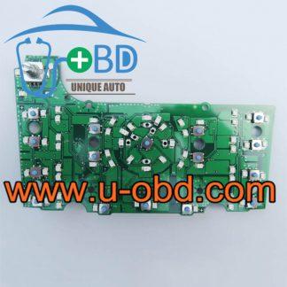 AUDI A8 MMI Multimedia control panel Audio Navigation keystroke panel Year 06-09