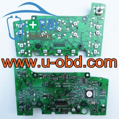 AUDI Q7 MMI Multimedia control panel Audio Navigation keystroke panel 05-09