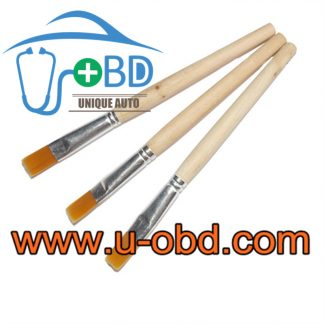 BGA chip reballing soldering fluid Rub brush