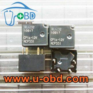CP1a-12V ACP331 AUDI A6 EIS vulnerable relays