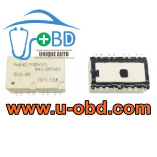 EU2-N1 Widely used vulnerable automotive BCM relays