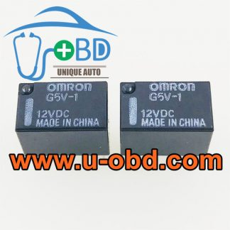 G5V-1-12VDC Widely used automotive vulnerable relays