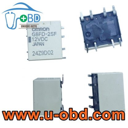 G8FD-2SF 12VDC Widely used HONDA vulnerable relays