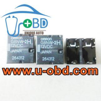 G8NW-2H-12VDC